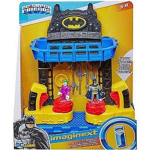 Batalha na Batcaverna - Imaginex DC - Mattel
