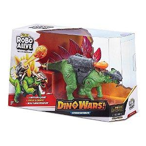 Robo Alive - Dino Wars - Stegosaurus - Candide