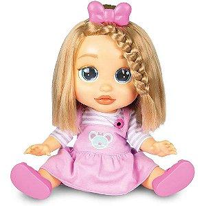 Boneca Baby Wow - Mia - Cabelo Cresce - Multikids