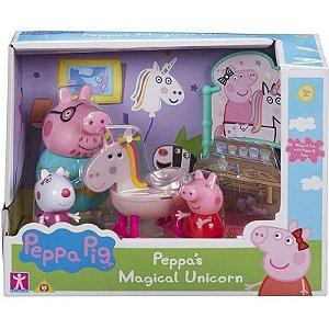 Peppa Pig - Temáticos - Unicórnio - Sunny