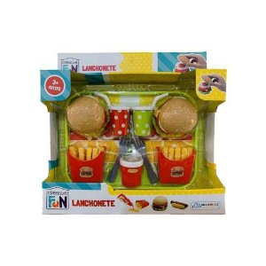 Creative Fun Lanchonete - Multikids