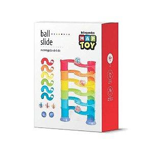 Ball Slide Escorregador De Bola - Map Toy