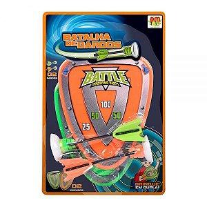 Batalha de Dardos - Dm Toys