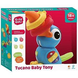 Tucano Baby Tony - Guta Guti Dm Toys