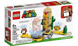 Lego Super Mario - Cactubola do Deserto - 180 peças - LEGO