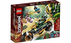 Lego Ninjago - Chopper da Selva de Lloyd - 183 peças - LEGO