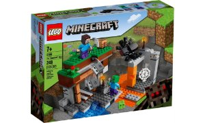 Lego Minecraft - A Mina Abandonada - 248 peças - LEGO