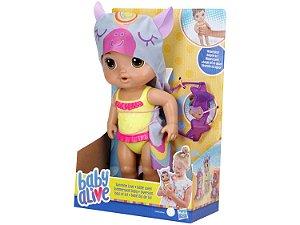Boneca Baby Alive Bebê Dia de Sol - Hasbro