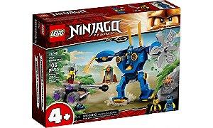 Lego Ninjago - O ElectroMech de Jay - 106 peças - LEGO