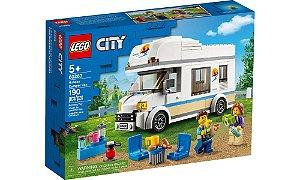 Lego City - Trailer de Férias - 190 peças - LEGO