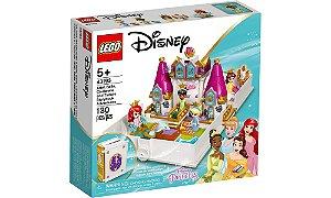 Lego Disney Princess - O Livro de Histórias e Aventuras - 130 peças - LEGO