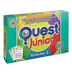 Jogo Quest Júnior - Volume 2 - Grow