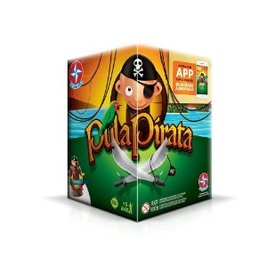 Jogo Pula Pirata - Estrela