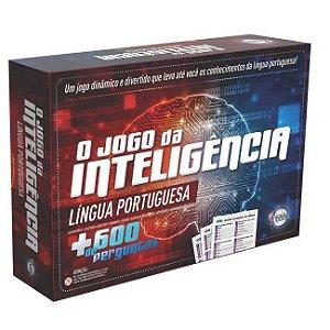 Jogo da Inteligência - Língua Portuguesa - Brinquedos Toia