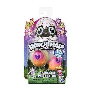 Hatchimals Colleggtibles - Blister 2 Peças - Sunny