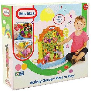 Jardim de Atividades - Plantar e Brincar - Little Tikes - Candide