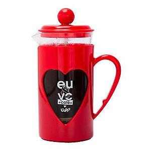 Bule Prensa de Café - Eu & Você - Uatt?