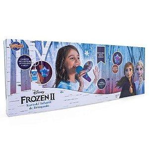 Karaokê Infantil - Frozen 2 - Toyng
