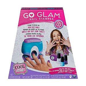Go Glam - Carimbo de Unha - Sunny