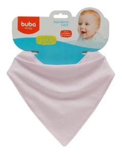Bandana Baby - Rosa - Buba