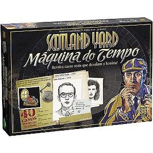 Jogo Scotland Yard - Máquina do Tempo - Grow