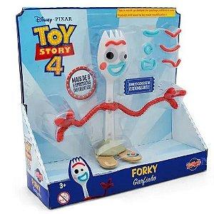 Boneco Garfinho - Fork - Toy Story 4 - Toyng