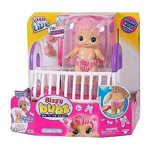 Boneca Bizzy Bubs - Bercinho -Dtc