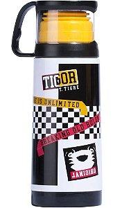 Garrafa Térmica - Com Caneca - 350ml - Tigor T Tigre