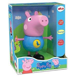 Boneco George - Peppa Pig - Elka