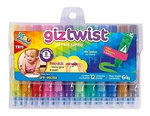 Giz Twist - Jumbo - Tris