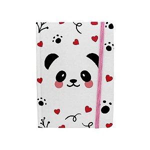 Caderno de Anotações - Panda - Zona Criativa