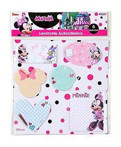 Bloco Adesivo -  Post It - Minnie Mouse - Etipel