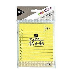 Bloco Adesivo - Memo Notes - Pop Office - Tris