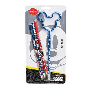 Kit Escolar - Mickey Mouse - Molin