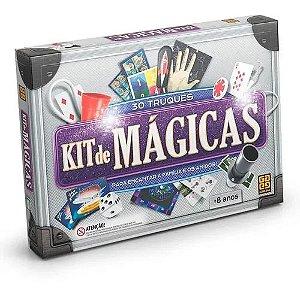 Jogo Kit de Mágica - 30 Truques - Grow