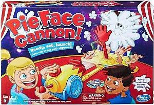 Jogo Pie Face - Canhão - Hasbro