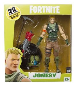 Figura de Ação - Jonesy - Fortinite - Fun