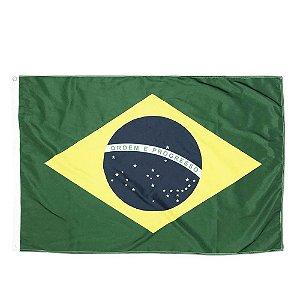 Bandeira Oficial - Brasil - 90x128cm - Bandeiras Blumenau
