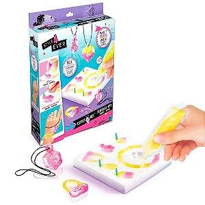 Kit de Jóias - Mini Cristal Gel - Fun