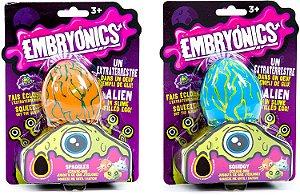 Ovo com Slime - Embryonics Alien - DTC