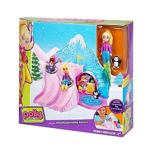Boneca Polly Pocket - Conjunto Férias - Absolutamente Ártico - Mattel