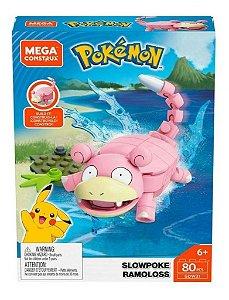 Slowpoke Ramoloss - Pokémon - Mega Construx
