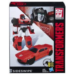 Figura Transformers Generations - Sideswipe - E1171 - Hasbro
