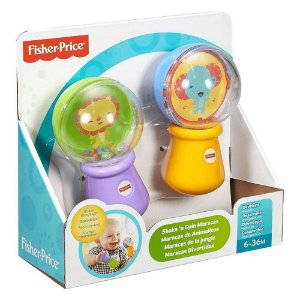 Maracas Divertidas - Fisher Price - Mattel