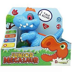 Junior Megasaur - Dinossauro Interativo - T Rex - Fun