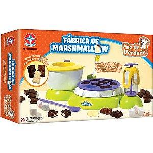 Fábrica de Marshmallow - Faz de Verdade - Estrela