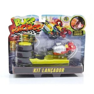 Bugs Racings - Kit Lançador - Antrax - DTC