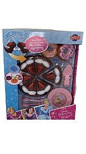 Kit Sobremesa - Princesas - Disney - Toyng