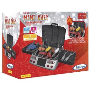 Churrasqueira Mini Chef - Xalingo