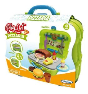 Playset Pizzaria - Xalingo